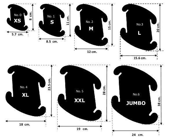Black /& White Cone Shaped IQ Puzzle Lamp